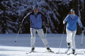 Upper Peninsula cross country skiing