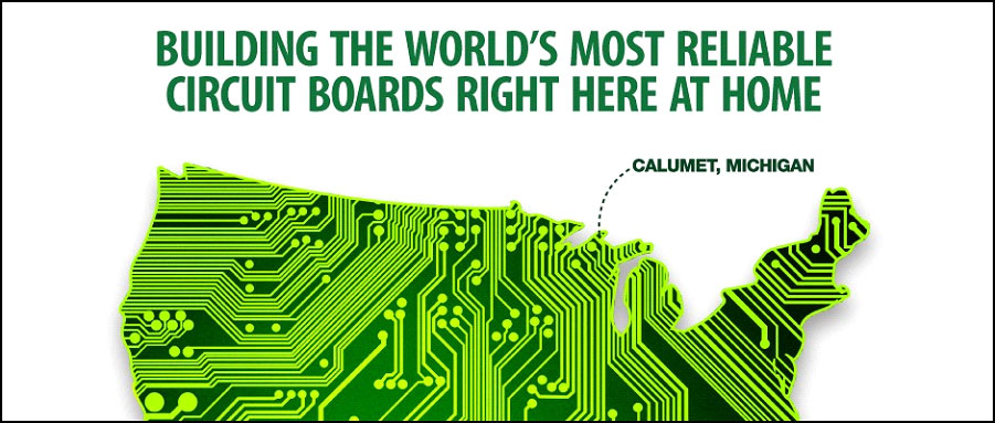 Calumet Electronics is building the world's most reliable circuit boards right here at home