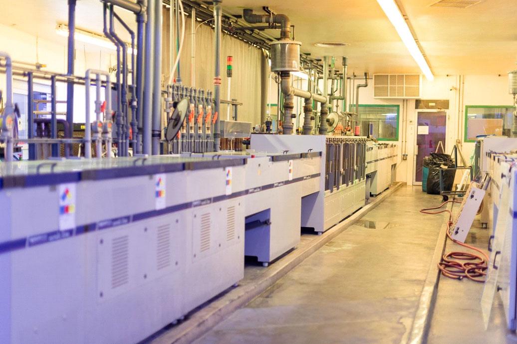 lean manufacturing at Calumet Electronics