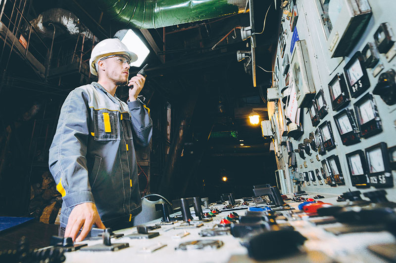 Calumet Electronics advanced power grid market