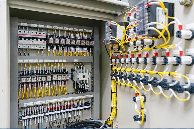 Calumet Electronics industrial controls