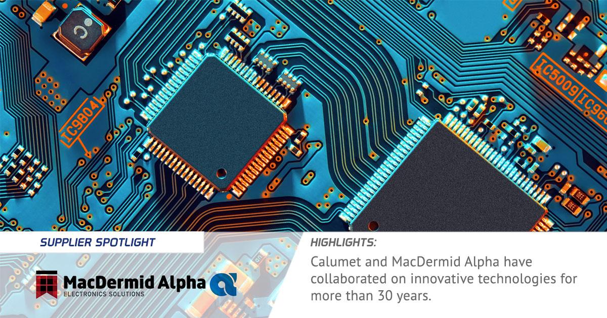 MacDermid Alpha Supplier Spotlight